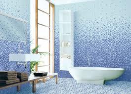 Blue Bathroom Design Ideas by Alluring Baby Blue Bathroom Tile Amazing Bathroom Design