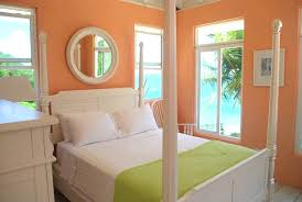 tropical colors for home interior warm this winter in a tropical bedroom