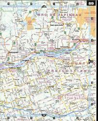 Map Of Ottawa Ottawa Area