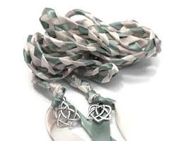 celtic handfasting cords handfasting cords etsy