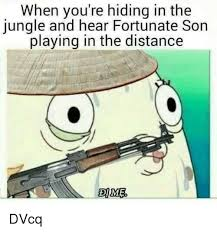 Distance Meme - 25 best memes about fortunate son fortunate son memes