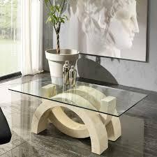 Wohnzimmer Tisch Hoch Wohnzimmertisch In Weiß Kaufen Pharao24 De