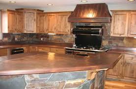 copper kitchen backsplash tiles trendy and chic copper kitchen backsplashes countertops