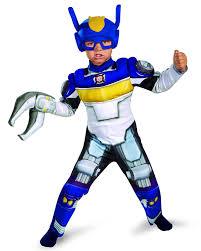 Amazon Com Halloween Costumes Amazon Com Transformers Chase Rescue Bot Kids Costume Toys U0026 Games