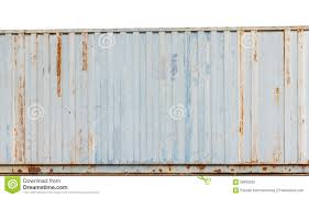 close up old shipping container stripe pattern grunge backgroun