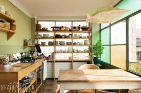 Warm Modern Kitchen - kitchen decorating ideas for every style