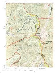 San Bernardino County Map Sota Activation Timber Mountain San Bernardino County