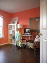 a fresh coat of sherwin williams coral reef sw 6606 paint