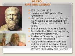 biography of plato essay