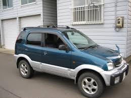 Daihatsu Suv Daihatsu Terios Review And Photos