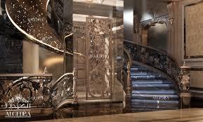 art nouveau style in interior design by algedra