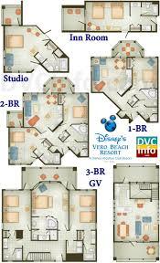 Beach Floor Plans 18 Lodge Floor Plans Disney S Vero Beach Resort Dvcinfo Com