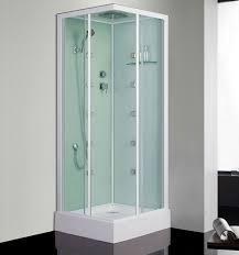 cabina doccia roma cabina box doccia multifunzione con idromassaggio colore bianco cm