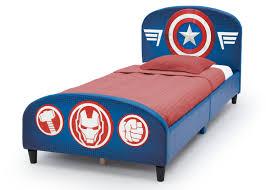 Twin Bed Headboard Footboard Marvel Avengers Upholstered Headboard And Footboard Twin Bed