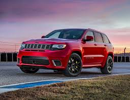 98 jeep towing capacity the trackhawk is the hellcat powered jeep of your dreams or