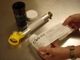 Not Contaminated With Oil Washing by Oil Sample Analysis Services Engine Oil Analysis Kits