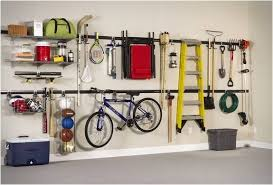 Garage Wall Shelves by Living Room Garage Wall Shelving Units For 20 Storage Ideas Space