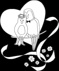 wedding coloring pages 3 coloring pages print