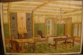 arts and crafts home interiors gustav stickley craftsman homes interiors arts crafts period