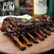 the notti eri u0027s rib balinese style grilled pork ribs eckitchensg