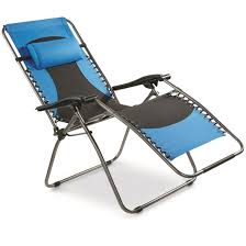 Anti Gravity Rocking Chair by Guide Gear Oversized 500 Lb Zero Gravity Chair Blue 677555
