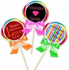 lollipop party favors personalized lollipops custom lollipops lollipop party favors