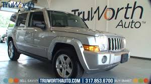 jeep commander vs patriot 2007 jeep commander ltd nav clean carfax backup camera coffee