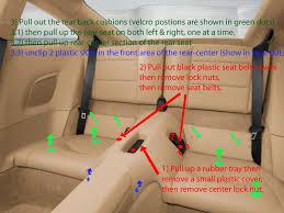 porsche 911 back seat rear seat removal guide on porsche 911 991s 6speedonline
