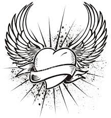 tattoo designs heart tattoos designs