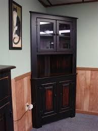 Corner Hutch Cabinet Sideboards Outstanding Kitchen China Cabinet Corner Hutch