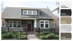 exterior paint color schemes ranch house images on perfect