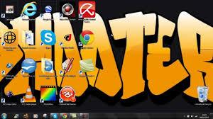 agrandir icones bureau tuto comment agrandir ou retrecir une icone sur le bureau