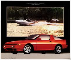 chrysler conquest 1989 chrysler conquest tsi alden jewell flickr