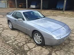 porsche 944 silver porsche 944 s2 bure valley classics