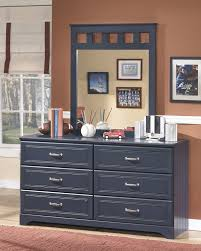 Bedroom Furniture Bay Area by Leo Blue Panel Bedroom Set B103 Ashley