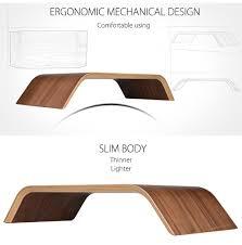 Laptop Stands For Desk by Samdi Wood Laptop Holder Wooden Notebook Stand Desk 35 51 Online