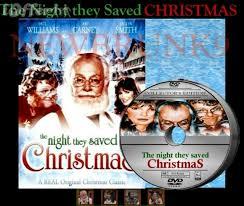 the they saved christmas the they saved christmas dvd 1984 carney movi for sale