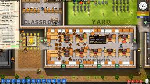 prison architect best most efficient workshop tutorial youtube