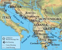 Map Of Ancient Greece And The Aegean World by Coastal Life Odyssey Of Ancient Civilizations Cruising Along The