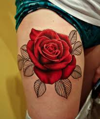 53 best rose tattoos images on pinterest drawings flower
