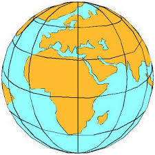 globe and maps worksheet comparing maps and globes