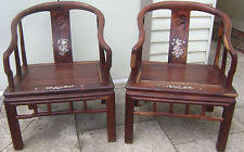 Chinese Armchair Antique Chinese Chairs Ebay