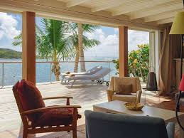 Plan De Maison Antillaise Private Beach Villa Cala Mar Private Beach In Marine Reserve