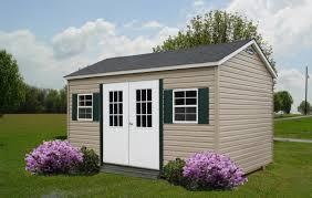 Sheds Vinyl Storage Sheds Leonard Buildings U0026 Truck Accessories