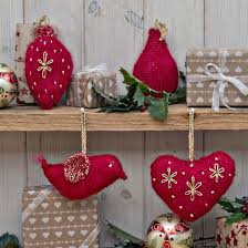 knitted decorations kit twilleys knitting 2898 2019