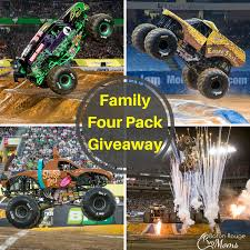 monster energy monster jam truck monster jam triple threat series coming to baton rouge giveaway