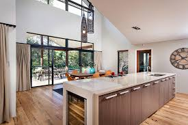 Open Modern Floor Plans Beautiful Modern House In Australia Adorned With Authentic