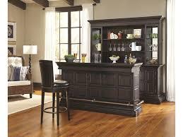 pulaski furniture burton back bar with hutch conlin u0027s furniture