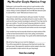 how to catch a monster stem writing activity scholastic