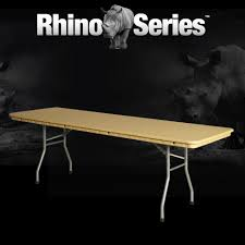 6ft Banquet Table by 6 Ft Rhino Series Plastic Folding Children U0027s Banquet Table